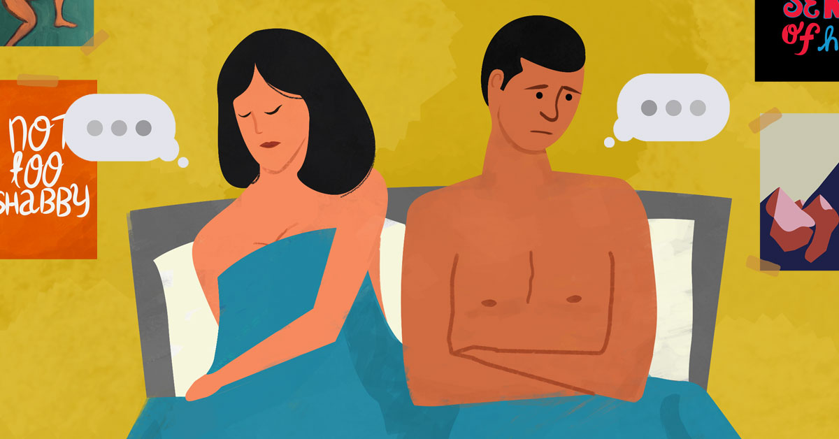 The Big O: How do I know if I'm having bad sex?