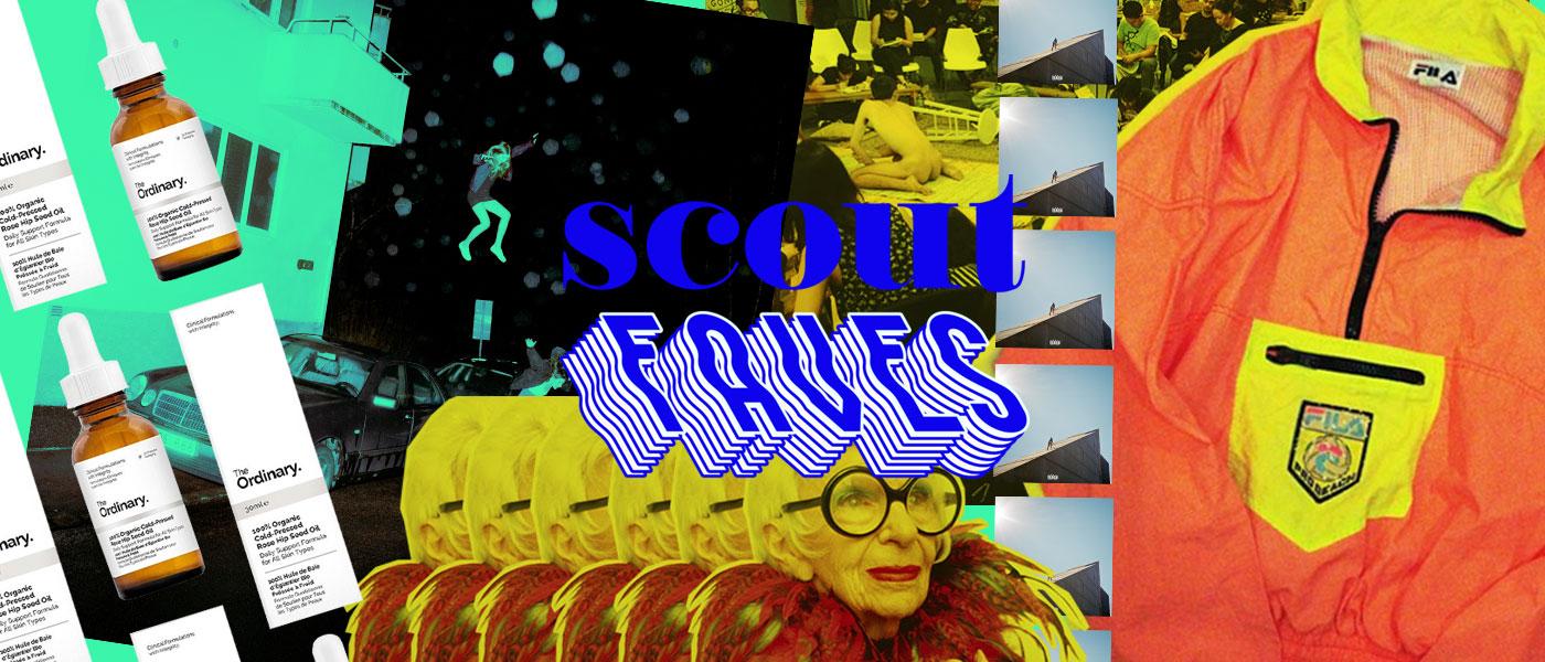 Last Week's #ScoutFaves: Quisina PH, Daniel Caesar, @goldschoolph