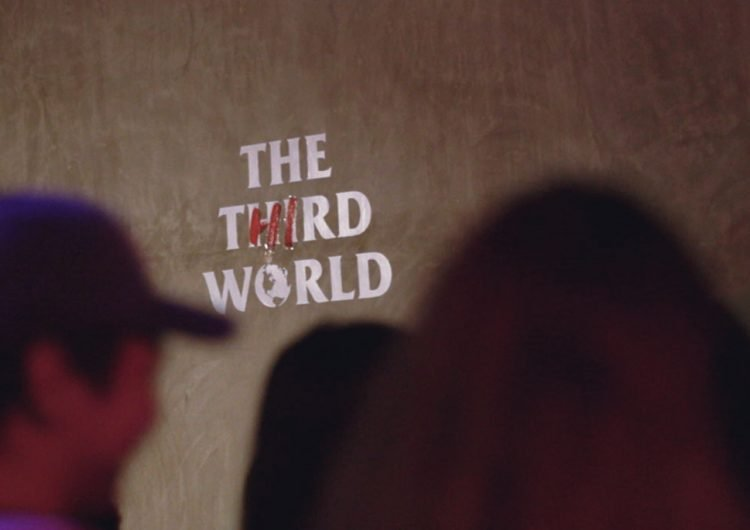 The Third World kept the neighbors up all night last Friday the 13th