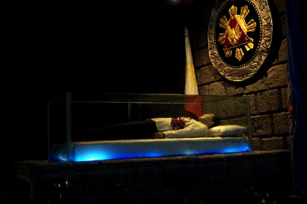 Not Even Marcos Wanted To Be Buried In The Libingan Ng Mga Bayani