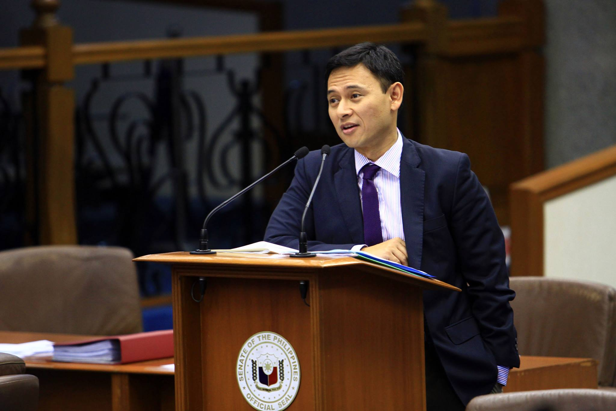 Senator Sonny Angara Now Knows What It Feels Like To Be Checked By Millennials
