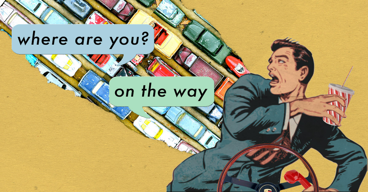 6 types of distracted driving we're all guilty of doing