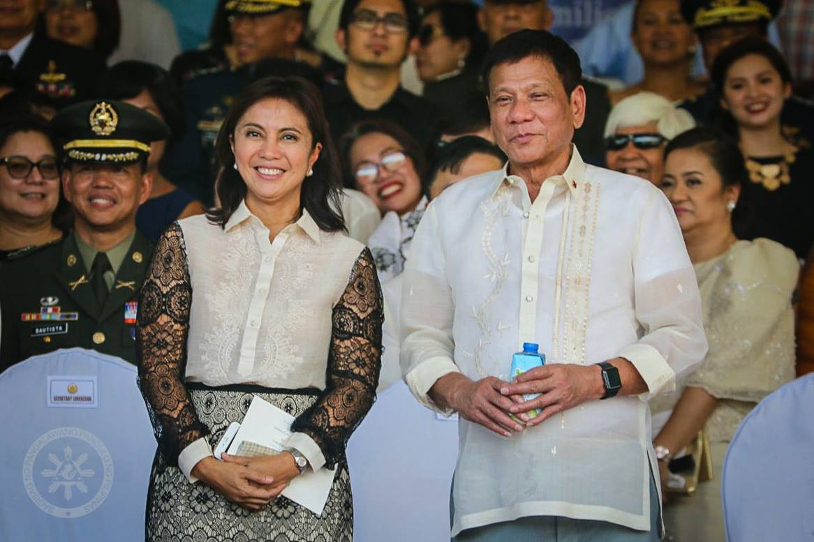 Duterte Meets And Asks Robredo For Help, Ship Officially Sets Sail