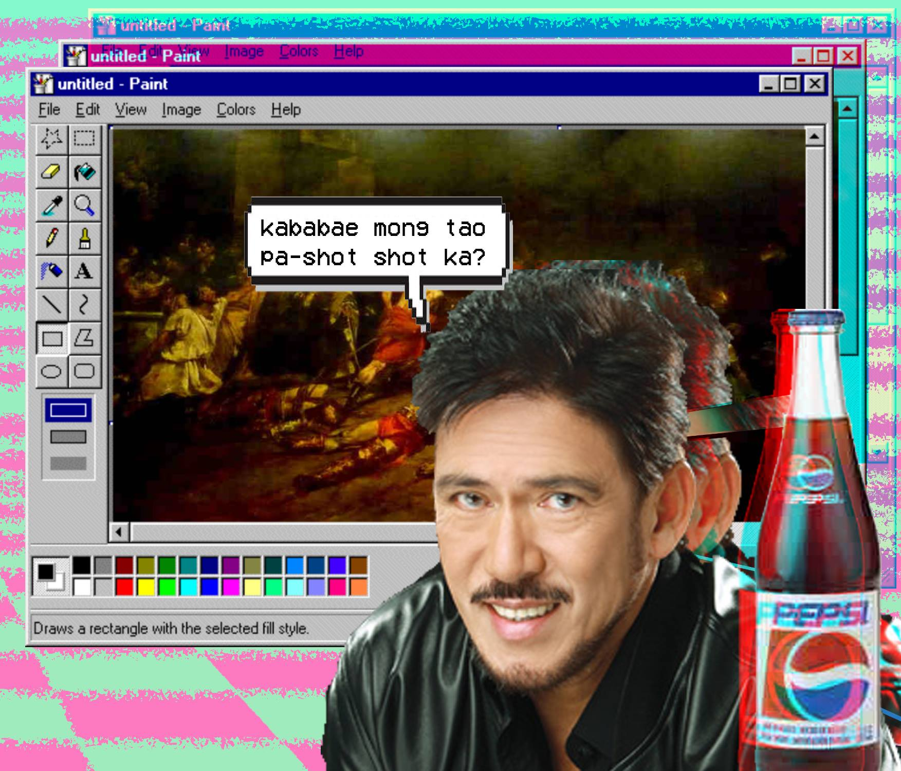 This Vaporwave Response To Tito Sotto's Victim-Blaming Remark Is The Best One Yet