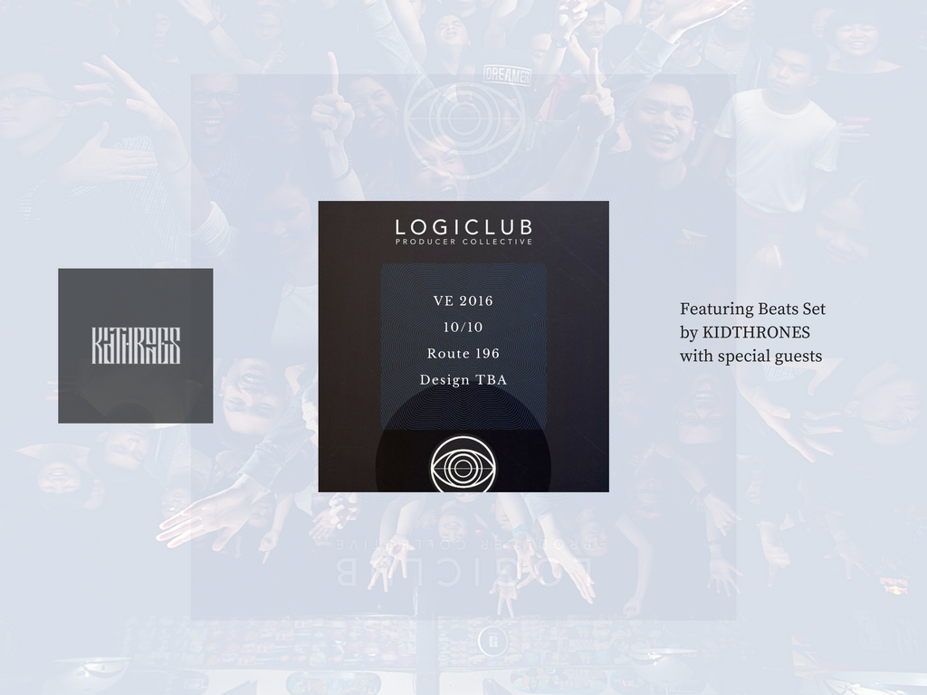 The Logiclub Vibration Exercises Sound Series Is Back. Here's What To Expect: