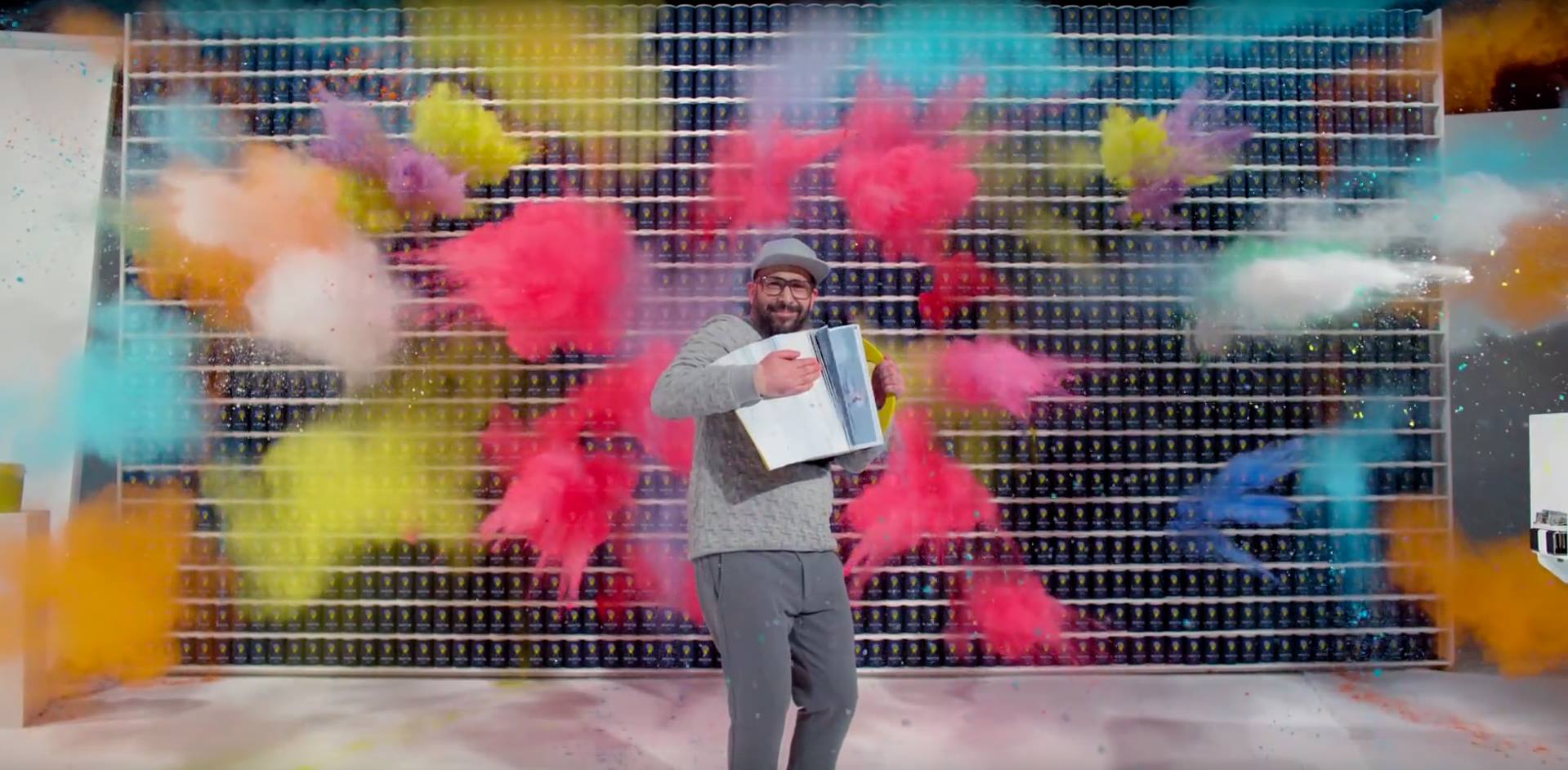 OK Go's Latest Music Video Is A 5-Second Marvel