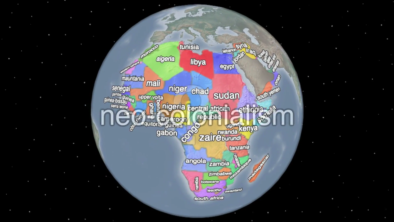 Stop what you're doing and just watch this entertaining video about world history