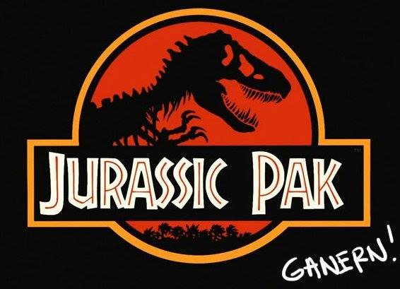 2 - Jurassic Pak Ganern