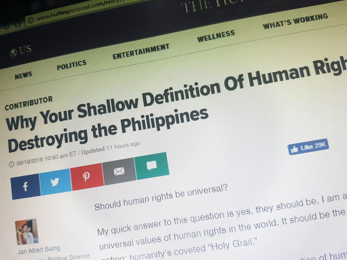 This Locally-Written Huffington Post Article Is How To Not Argue A Point
