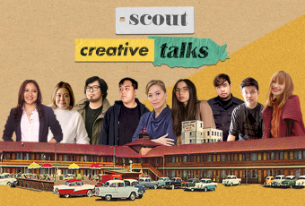 Introducing the speakers of 2017's Scout Creative Talks