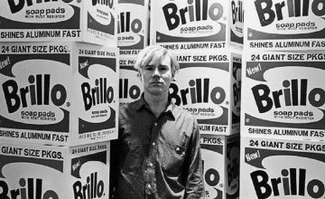 Andy Warhol's 'Brillo Box' gets a documentary of its own
