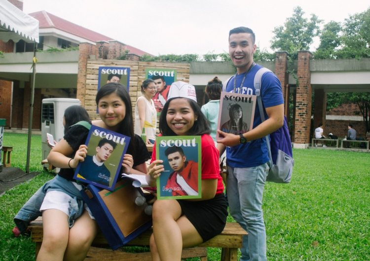 Scout Campus Tour is back, and we're heading to Ateneo