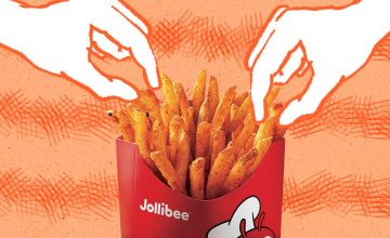 Here's our verdict on Jollibee's Crispy Spice Fries