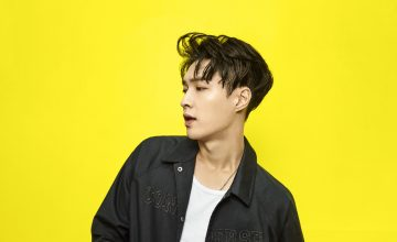 Converse ambassador Zhang Yixing apparently takes astrology very seriously