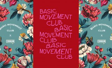 Elite fashion club 'Basic Movement Club' is opening their doors to the public for the first time