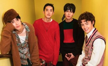 Meet the new F4 boys starring in the 2018 'Meteor Garden' reboot