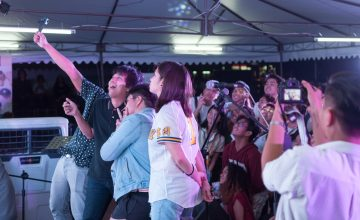We closed Scout Campus Tours with a bang at UST