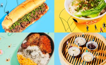 4 quirky pop-up street food stalls to look out for