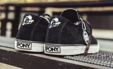 PONY taps Don't Blame The Kids for an unprecedented sneaker collab