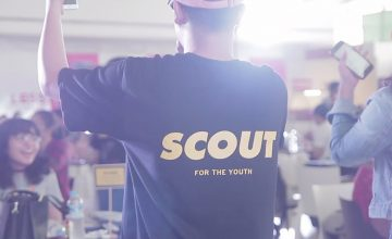 UST, we're heading to you this Nov. 20 for Scout Campus Tour