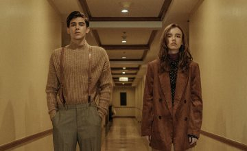Fire walk with me: A 'Twin Peaks'-inspired fashion editorial