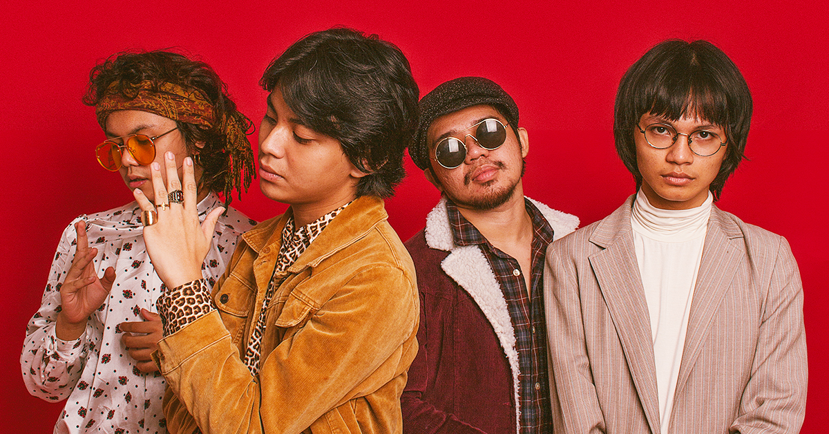 Here's why IV OF SPADES is about to become your new favorite band