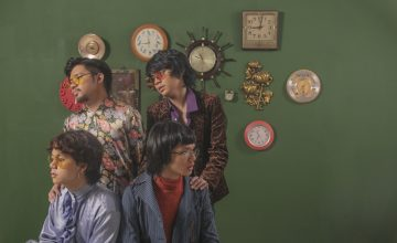 IV OF SPADES talks their new music video, building its entire set, and BTS mishaps