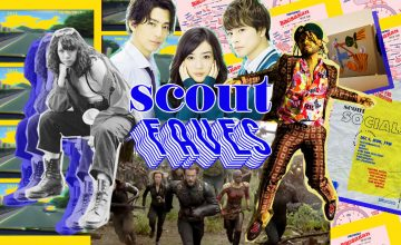 Last week's #ScoutFaves: Colt, 'My Daytime Shooting Star,' Asia Vo, Bagsakan Pop-up Fair