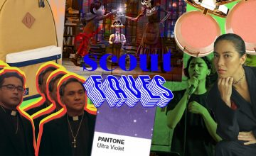 Last week's #ScoutFaves: 'Smaller and Smaller Circles,' Calyxta, Ultra Violet, 'Coco'