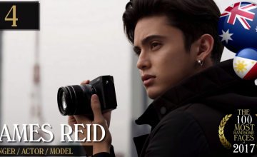 James Reid, BTS members, and more make TC Candler's 100 Most Handsome Faces 2017