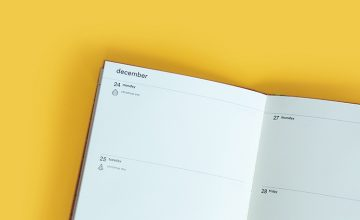 Find the 2018 planner best suited for your personality