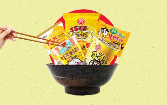The ultimate cheese lover's guide to instant cheese ramyeon