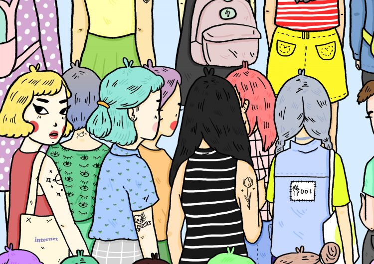 On social awkwardness and why I'd rather be alone (no offense)