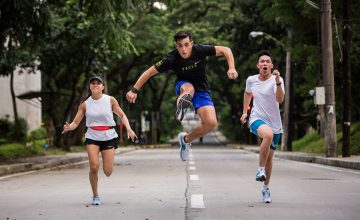 Meet the Nike+ Run Club Pacers of Ateneo de Manila University