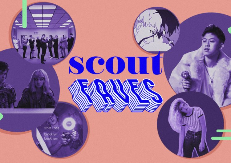 Last week's #ScoutFaves: Rich Brian, Brooklyn Beckham, SEVENTEEN, and more