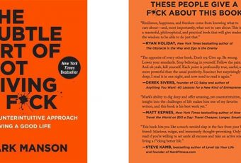 5 self-help books for people who don't like self-help books