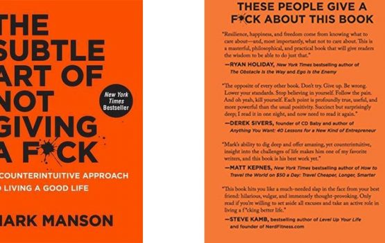 5 self-help books for people who don't like self-help books