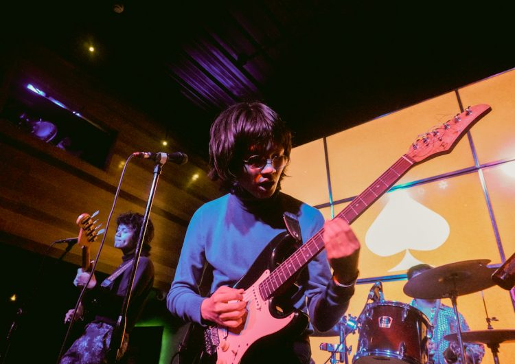 What you missed at Warner Night: IV OF SPADES Victory Party