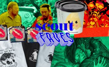 Last week's #ScoutFaves: 'The Shape of Water,' BASTARD, NOBODY, Vinyl on Vinyl x Mizuma Gallery