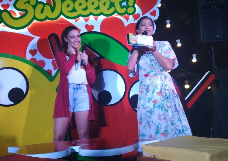 Yassi Pressman showed us how to celebrate all kinds of love at SMFB's Valentine's Day event
