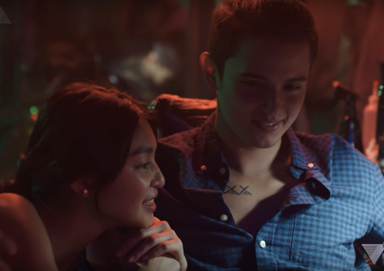 The new Jadine movie teaser is a nod to a famous Nadine Lustre meme