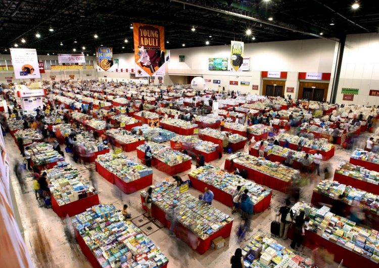 5 reasons to attend the first Big Bad Wolf Book Sale in Manila