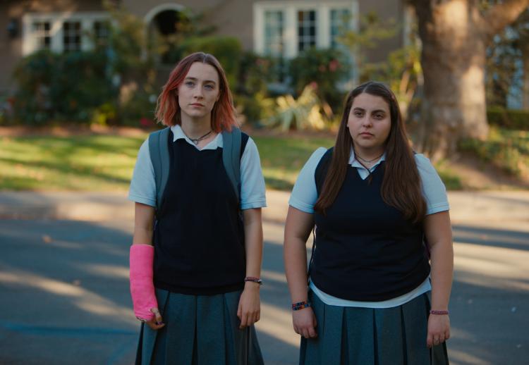 5 reasons why you should watch 'Lady Bird' in cinemas