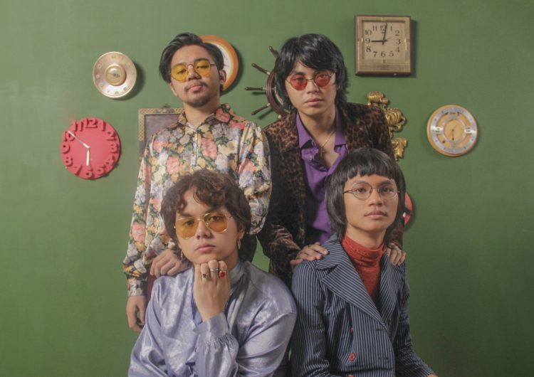 IV OF SPADES to fly to Indonesia for performance with David Foster