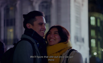 The 'Never Not Love You' trailer is giving us all the Jadine feels