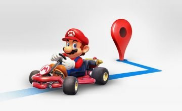 You can now play Mario Kart in real life through Google Maps