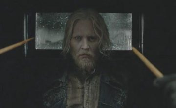 Johnny Depp still makes a crappy Grindelwald in the new 'Fantastic Beasts' trailer