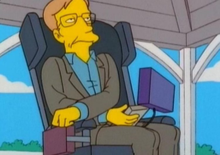 Stephen Hawking's best cameos in pop culture