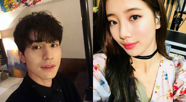 Suzy is dating her ideal type, Lee Dong Wook