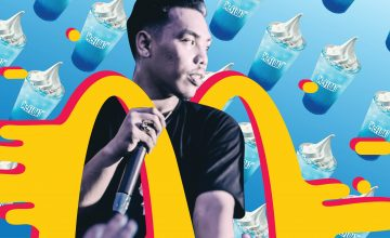 An Al James song is in a McDonald's ad, and it's freakin' perfect